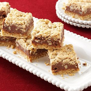 Million Dollar Pecan Bars