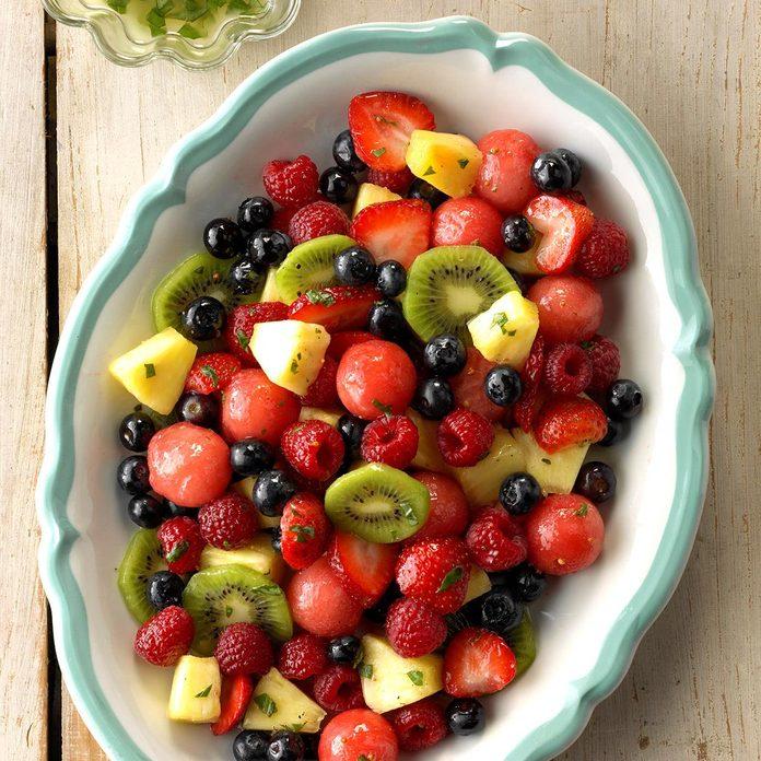 Mixed Fruit With Lemon Basil Dressing Exps Cwam18 40989 C12 13 7b 4