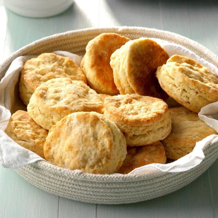 Mom's Buttermilk Biscuits