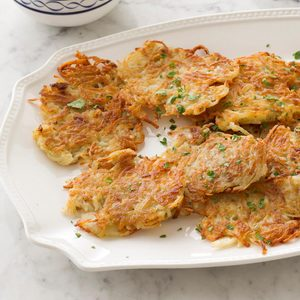 Mom's Potato Pancakes