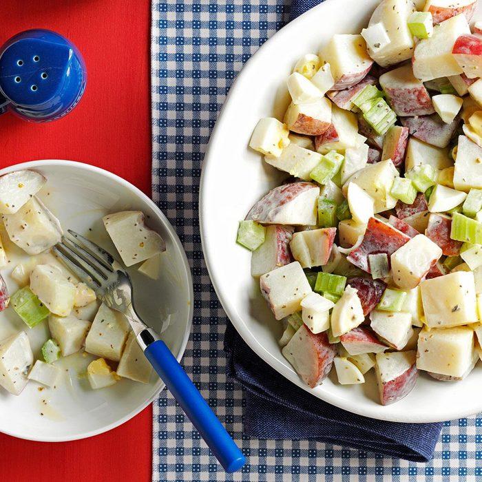 Mom's Tangy Potato Salad