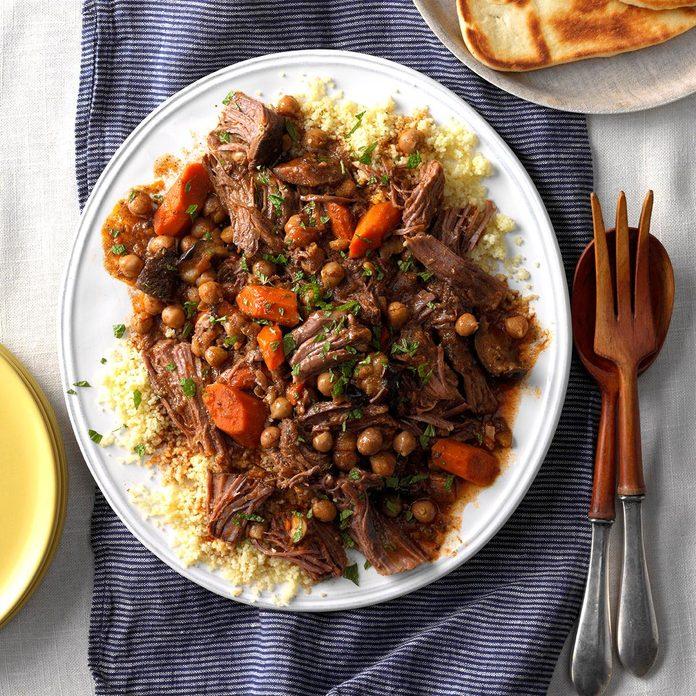 Moroccan Pot Roast