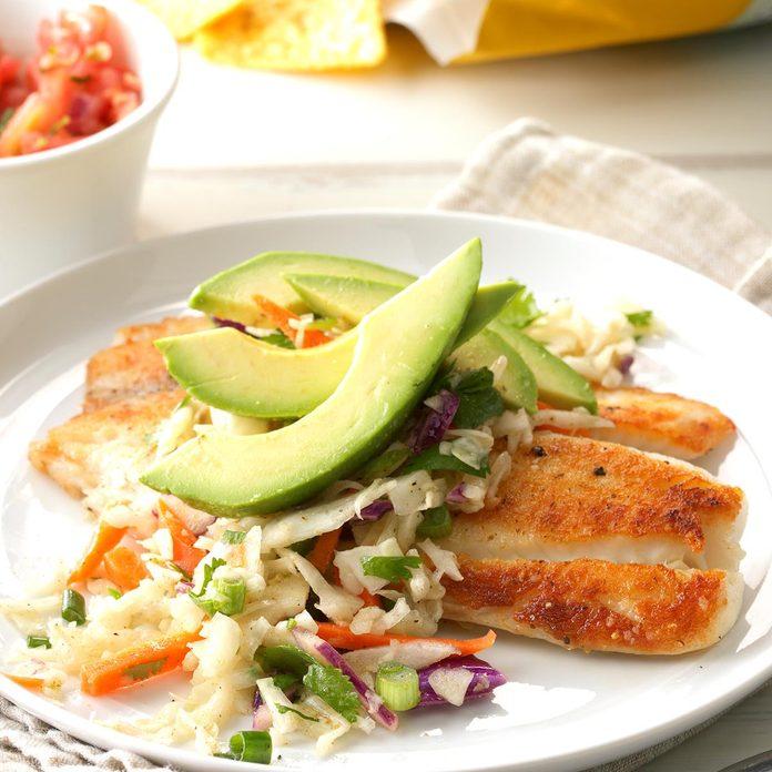 Naked Fish Tacos