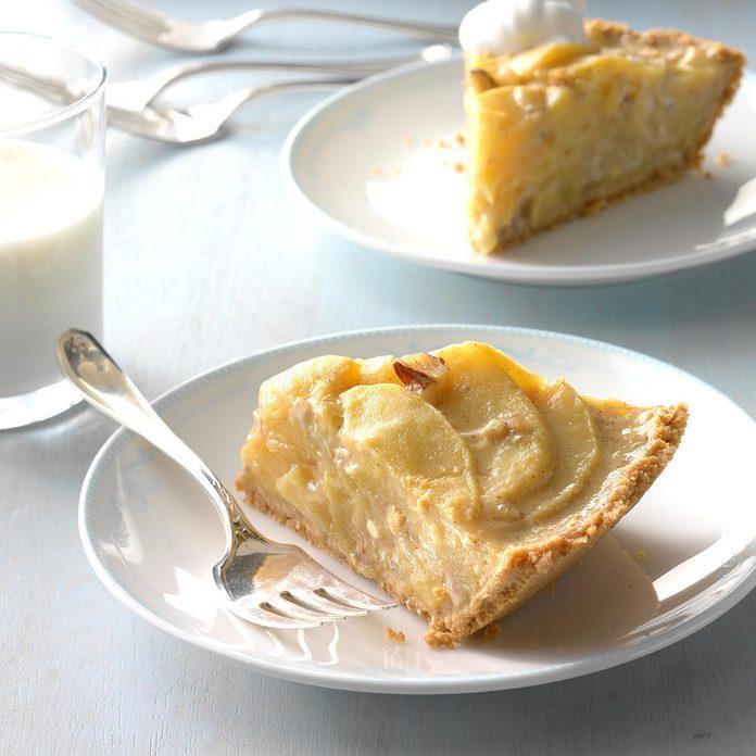 No-Bake Apple Pie