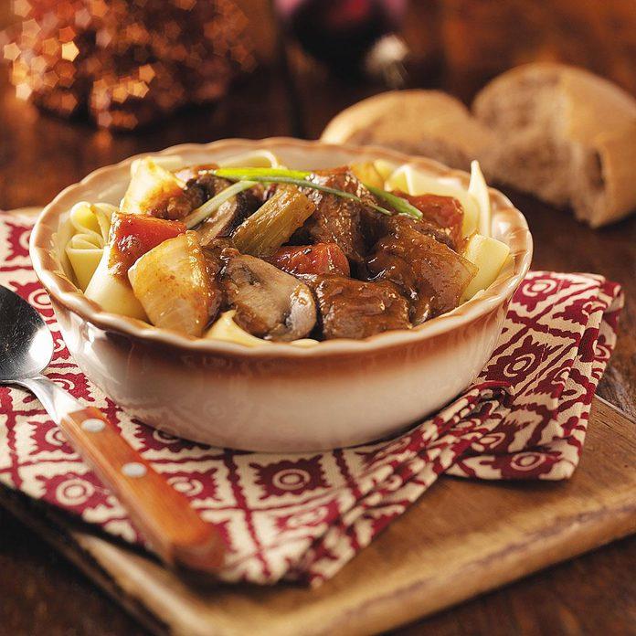 Northwoods Beef Stew