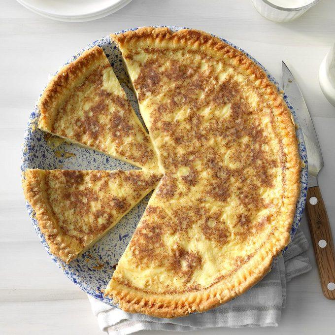 Old Fashioned Custard Pie Exps Hbmz18 1985 C07 12 10b 9