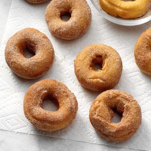Old-Time Cake Doughnuts