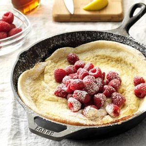 Old-World Puff Pancake