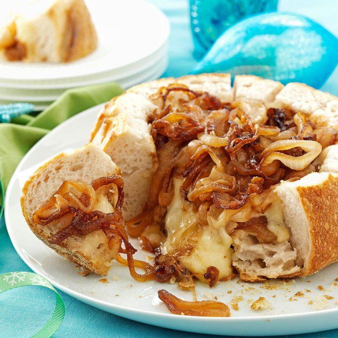 Onion Brie Bowl