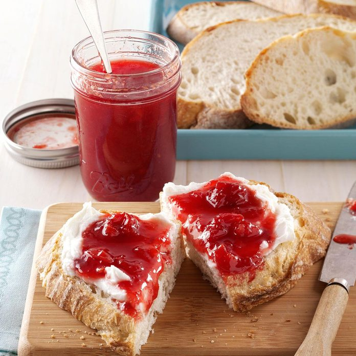 Over-the-Top Cherry Jam