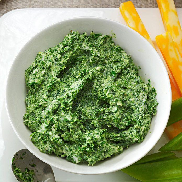 Party Spinach Spread