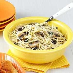 Pasta with Garlic Oil