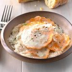 Pasta with Creamy Fennel Sauce
