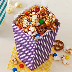 Peanut Butter Lover's Popcorn