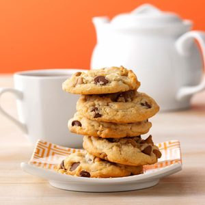 Peanut Butter Oatmeal-Chip Cookies