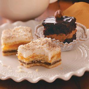 Petite Apricot Pastries