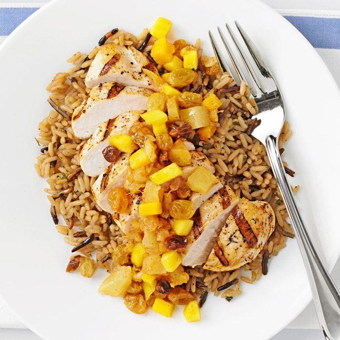 Pineapple-Mango Chicken