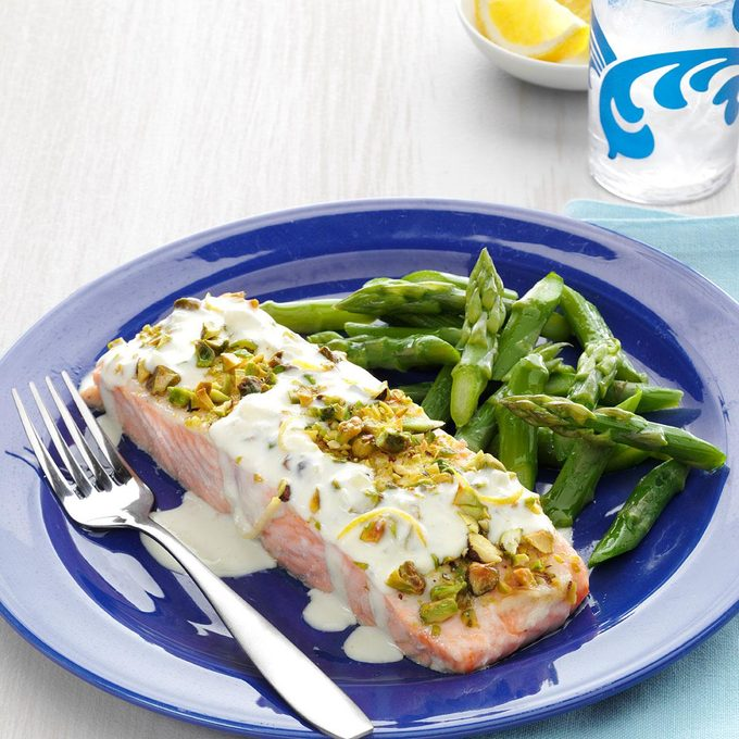 Pistachio Crusted Salmon With Lemon Cream Sauce Exps153402 Th237979802 29 6bc Rms 1