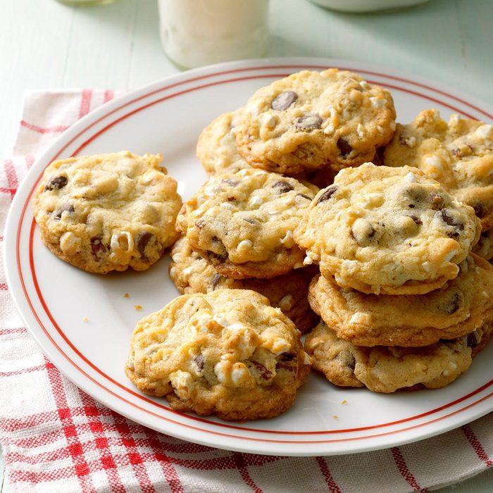 Indiana: Popcorn Cookies
