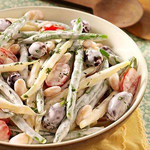 Provencal Bean Salad