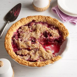 Purple Plum Pie