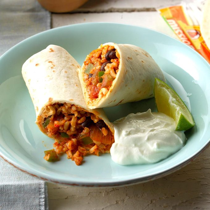 Quick Bean And Rice Burritos Exps Srbz16 34918 B09 02 5b 1
