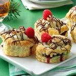 Raspberry & Cream Cheese Pastries