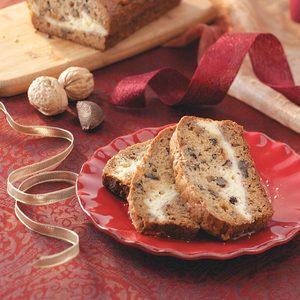 Ribbon Nut Bread