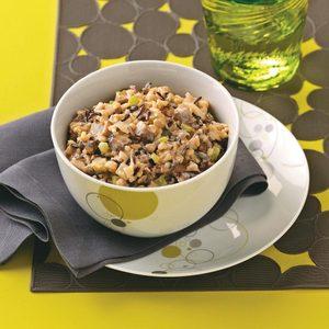 Rice and Barley Pilaf