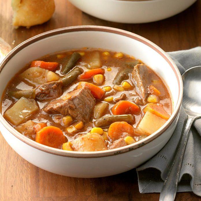 Satisfying Beef Stew