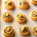 Sausage Chive Pinwheels