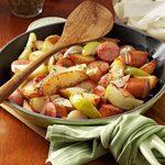 Sausage Skillet Dinner