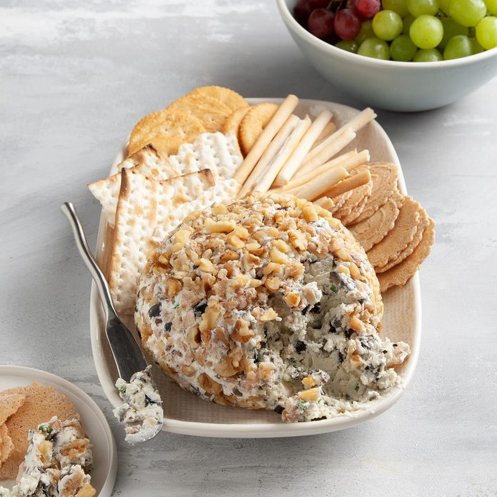 Savory Cheese Ball
