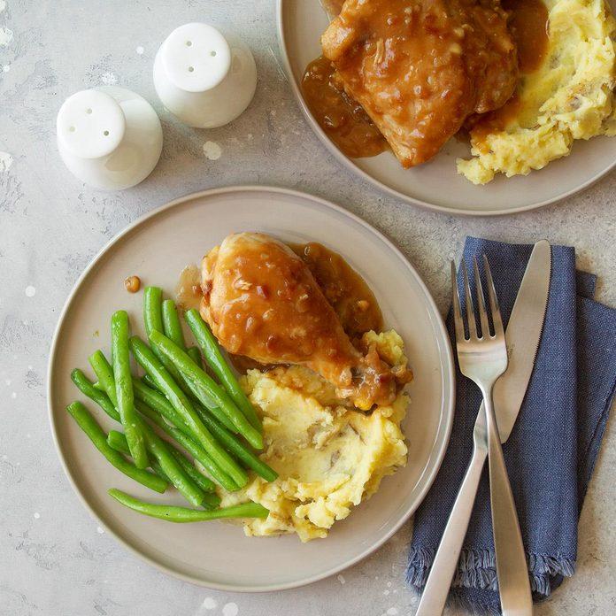 Savory Onion Chicken