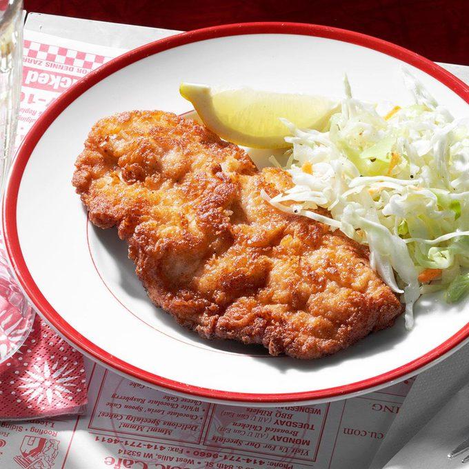 Secret Ingredient Fried Catfish