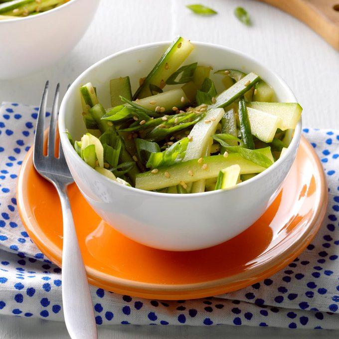 Sesame Ginger Cucumber Salad Exps Sdjj17 201093 B02 17 6b 1