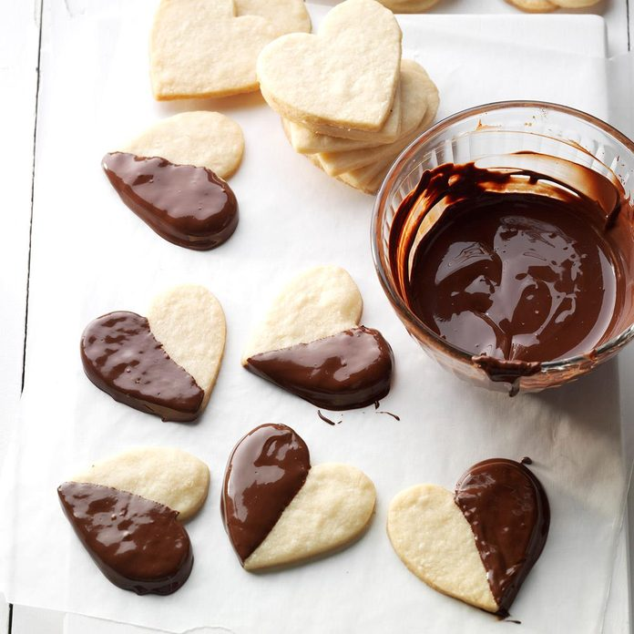 Shortbread Hearts