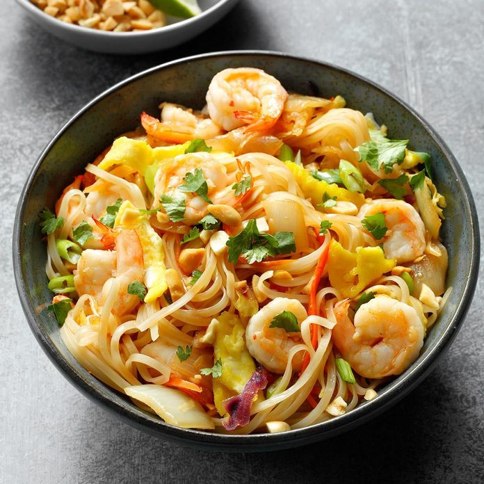Shrimp Pad Thai