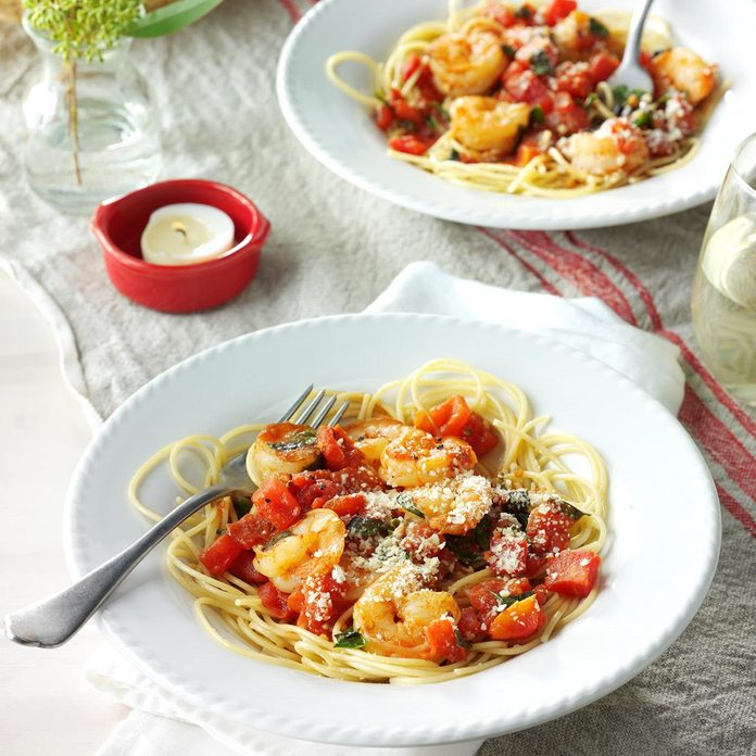 Shrimp Pomodoro