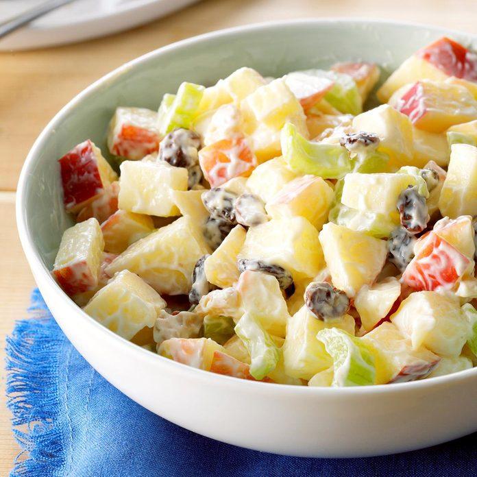 Simple Waldorf Salad