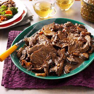 Slow-Cooked Hoisin Pot Roast
