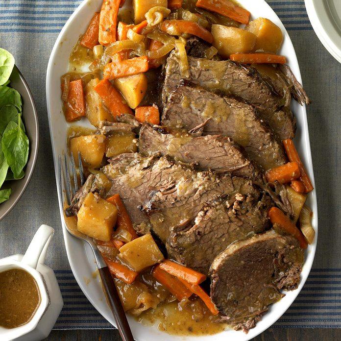 Slow Cooked Rump Roast Exps Hscbz17 16600 C07 27 2b 7