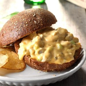 Slow-Cooked Turkey Sandwiches