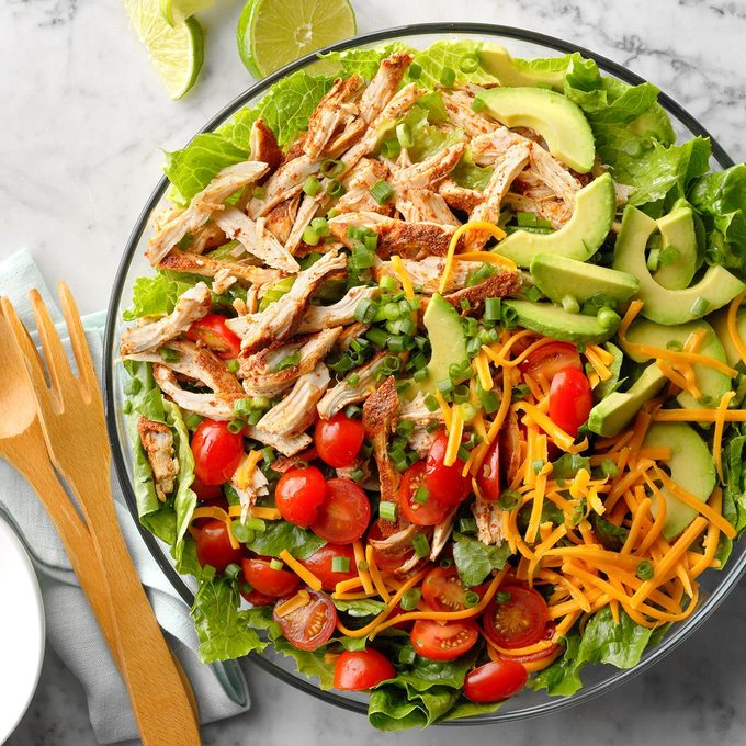 Slow Cooker Chicken Taco Salad Exps Hcbz21 175204 B10 13 1b 1