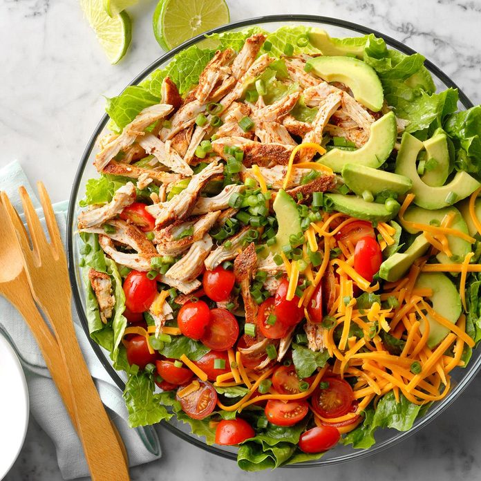 Inspired by: Chipotle's Chicken Salad