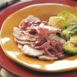 Slow Cooker Cranberry Sauce Pork Roast