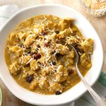 Slow-Cooker Pork and Apple Curry