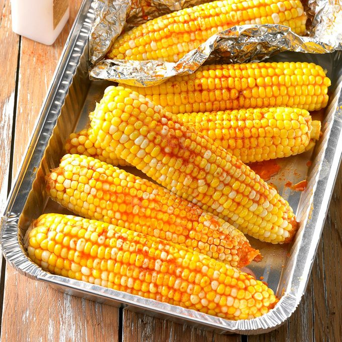 Slow-Cooker Sriracha Corn