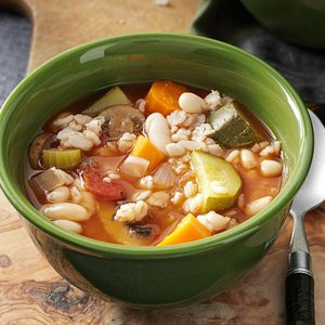 Slow & Easy Minestrone