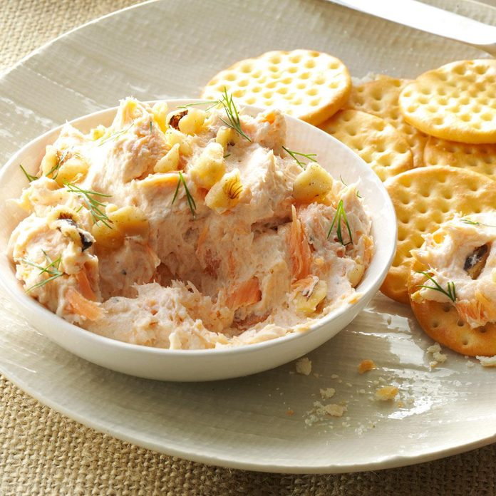 Smoked Salmon Cheese Spread
